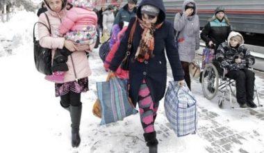 В Украине cтало меньше вынужденно переселенных лиц: скольких исключили из списков