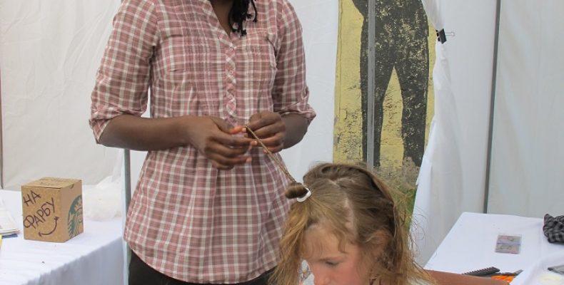 Переселенцы поучаствовали в фестивале в честь Дня беженца (ФОТО)
